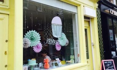 Primrose Bakery : London best cupcakes