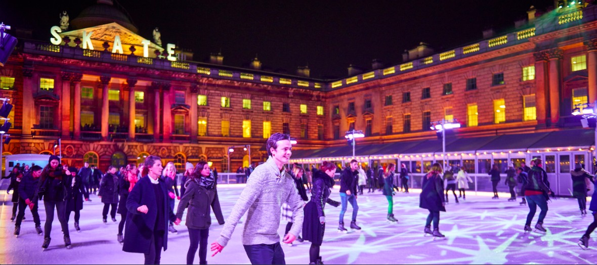 Somerset House Rinks