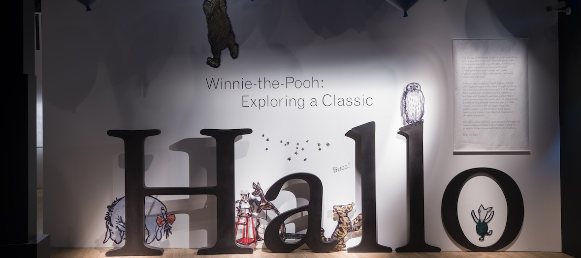 Do It In London Winnie The Pooh Exhibition Victoria And Albert M 1
