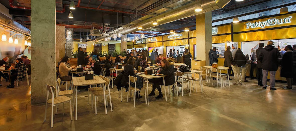Feast Canteen Hammersmith Food Court Do It In London Credit Pasc