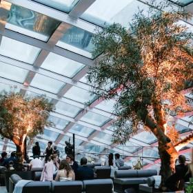 Sky Garden Fenchurch Terrace Rooftop Bar Do It In London