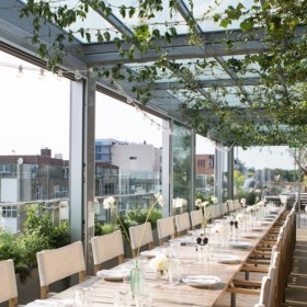 The Boundary Rooftop Bar Restaurant Shoreditch Do It In London