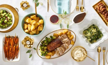 Fortnum Mason Turkey Masterclass Christmas Diy Workshops