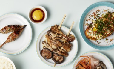 Jidori:  The Yakitori Craze Comes to Covent Garden