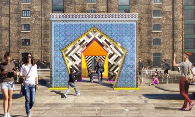 London Gets Creative with the London Design Festival