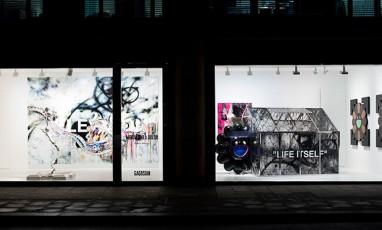 L'expo très attendue de Murakami à la galerie Gagosian