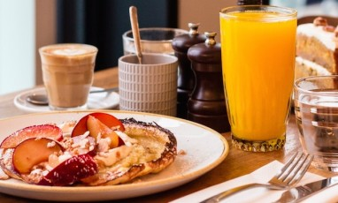 Overeasy Brunch Marylebone