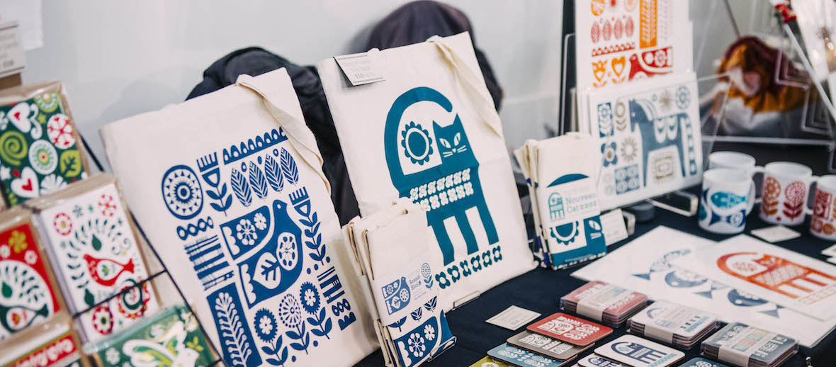 urban makers east christmas pop up market